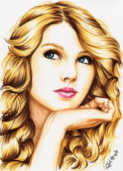 Taylor Swift three