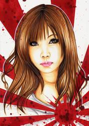 Japanese Girl 13 by Togusa76