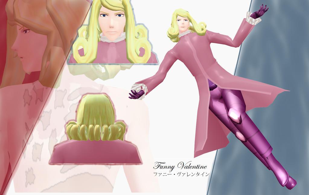 [MOTME] Funny Valentine [JoJou0027s Bizarre Adventure] By Tantei No Magatsu ...