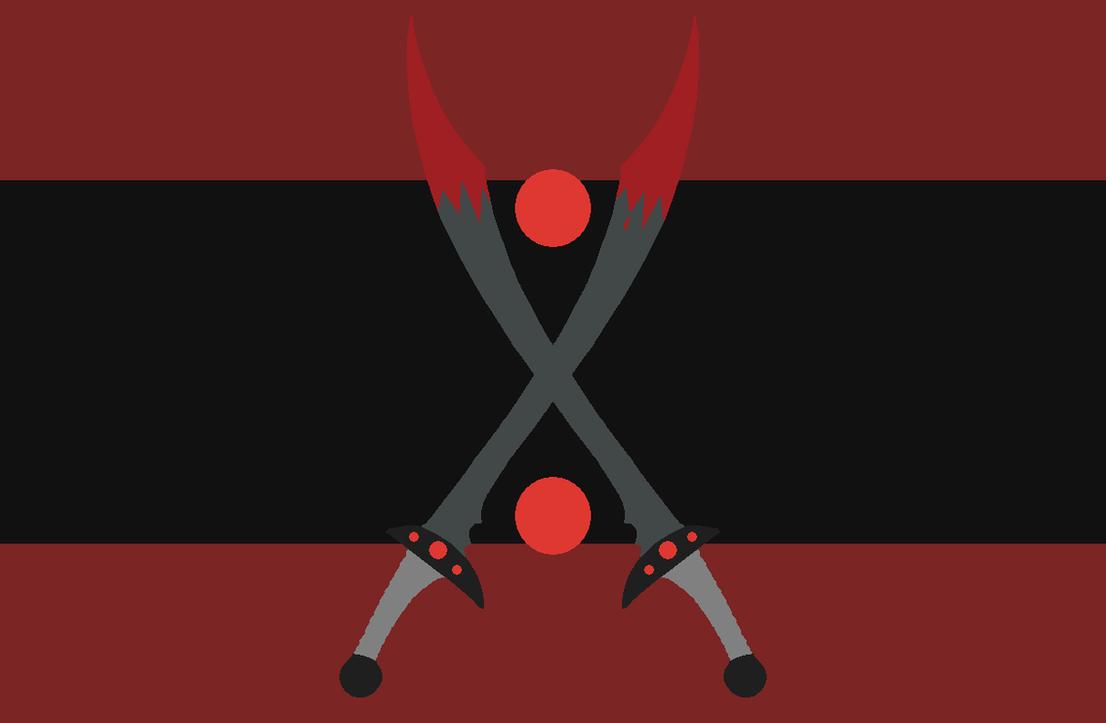 Imperial Legion Flag by DeathianDragonFear