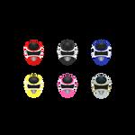 Helmets - Megaranger