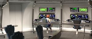 Work in progress! U.S.S. Enterprise-A Bridge 4