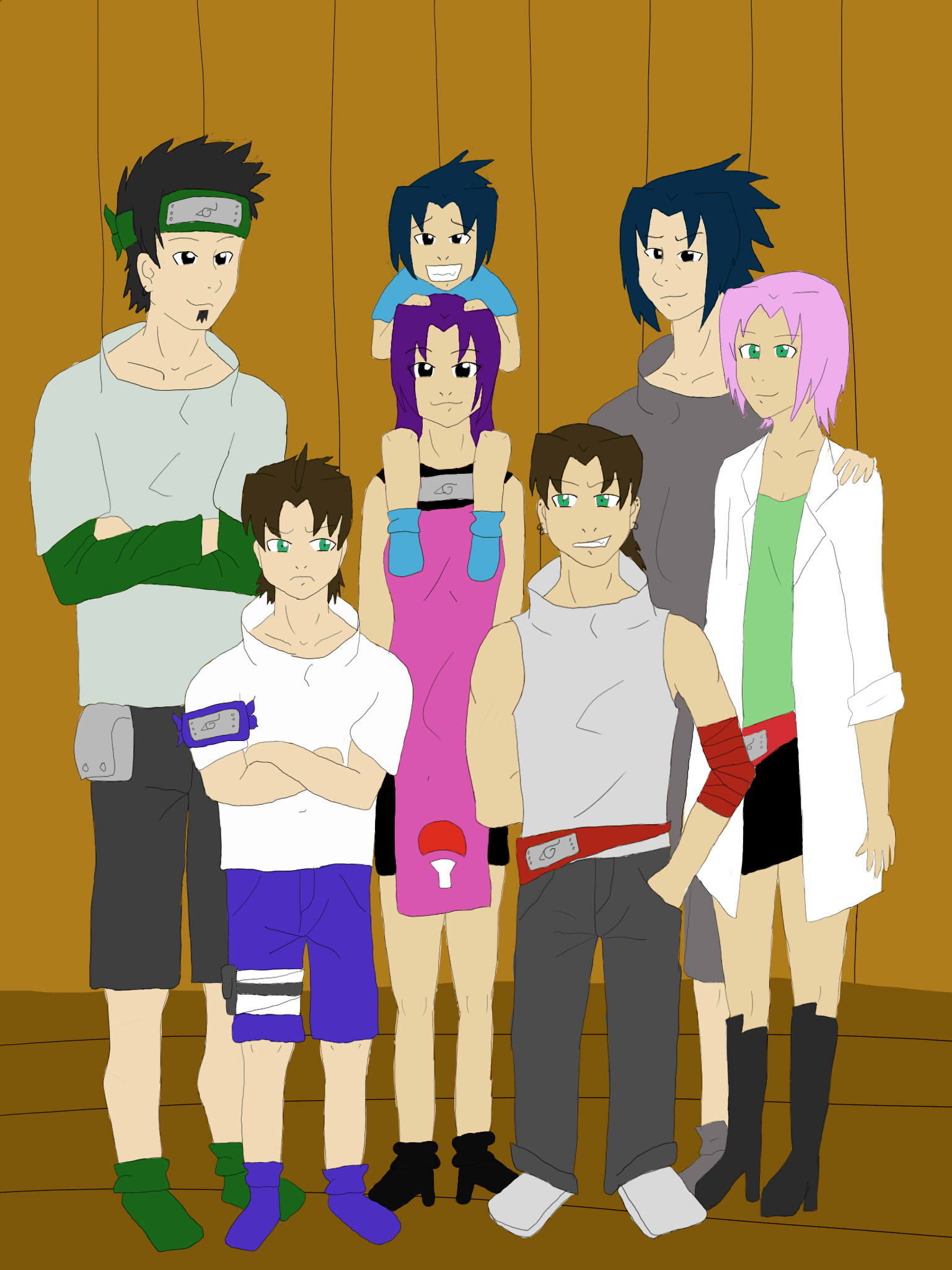 New Uchiha Clan by Mihayla  Uchiha Clan Members Names