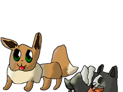 Day 1 of Pokemon Art Challenge