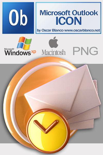 Microsoft Outlook 2007 Icon Microsoft Outlook icon by