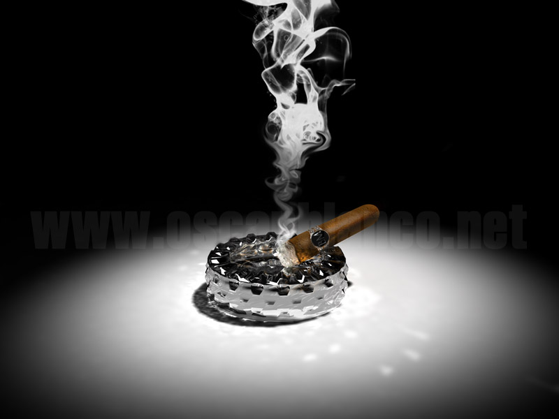 Cigar and Smoke 3d Render by otas32 on DeviantArt