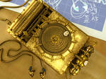 Steampunk iPod 2
