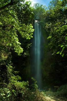 Las Musas Waterfall 01