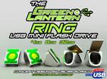 GREEN LANTERN Ring USB