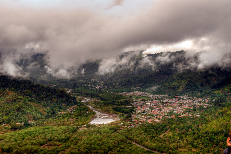 The Orosi Valley 02 HDR by otas32