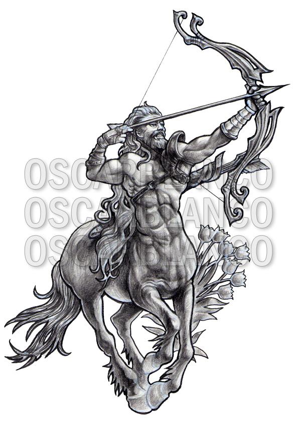 Sagittarius Project The Centaur by otas32 on DeviantArt