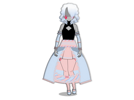Lolita Overskirt (Kisekae Skirt Export) by OpalCheesecake