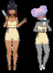Romper (Kisekae Outfit Export) by OpalCheesecake