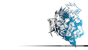 PSP theme_FF VII Memories by GPG87