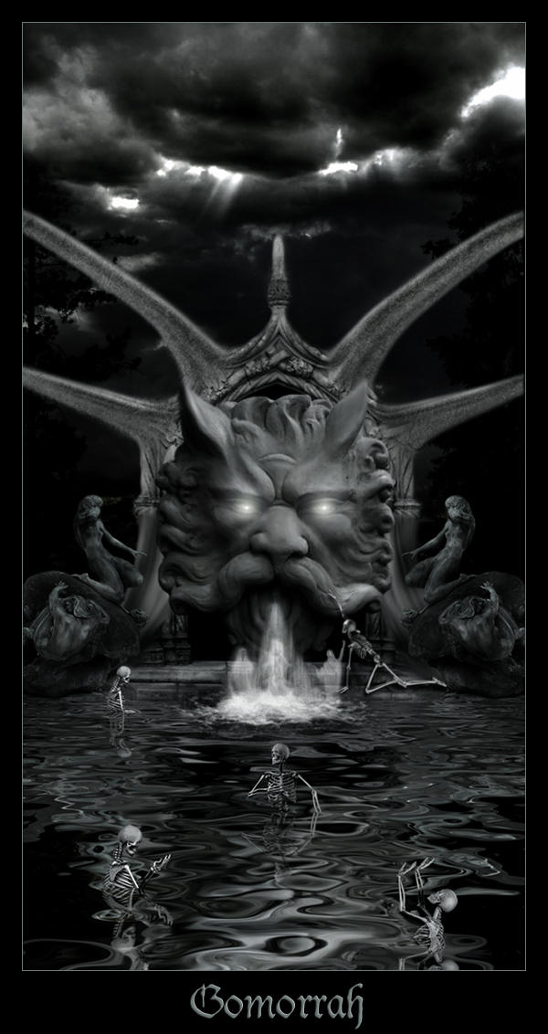 Gomorrah by aegina