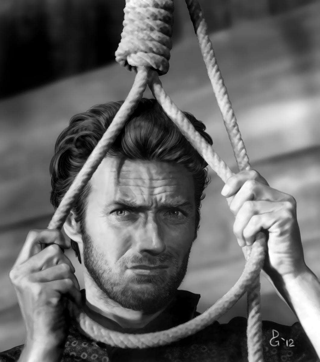 Clint Eastwood By Haydn104 On DeviantArt