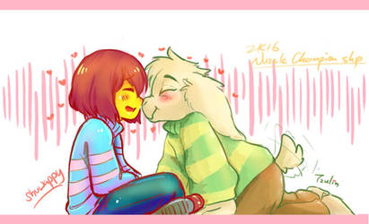 Friskriel - Nuzzle Champion 2k16 by Shuwappy