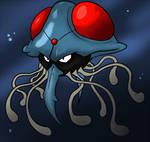 Pokemon Tentacruel #073