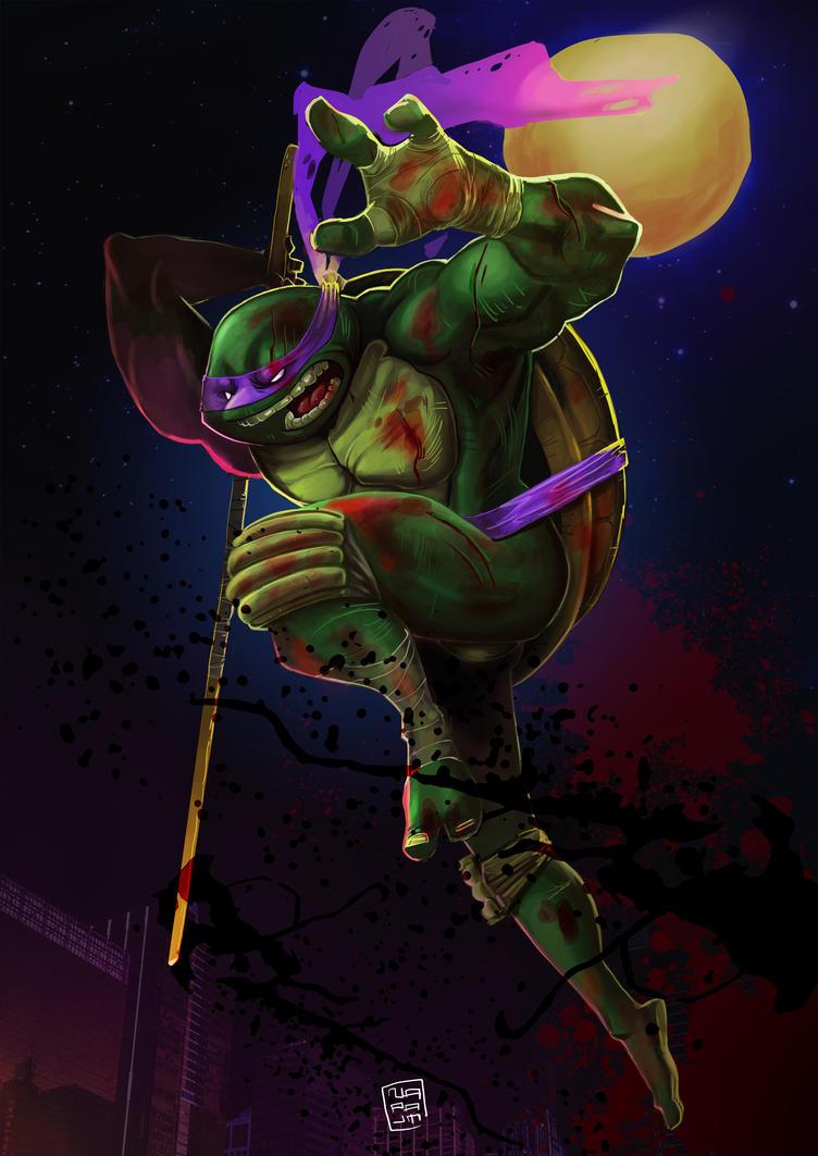 Donatello by NapalMBastarD