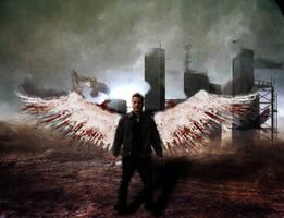 Apocalypse, Archangel Gabriel by kimisgirl