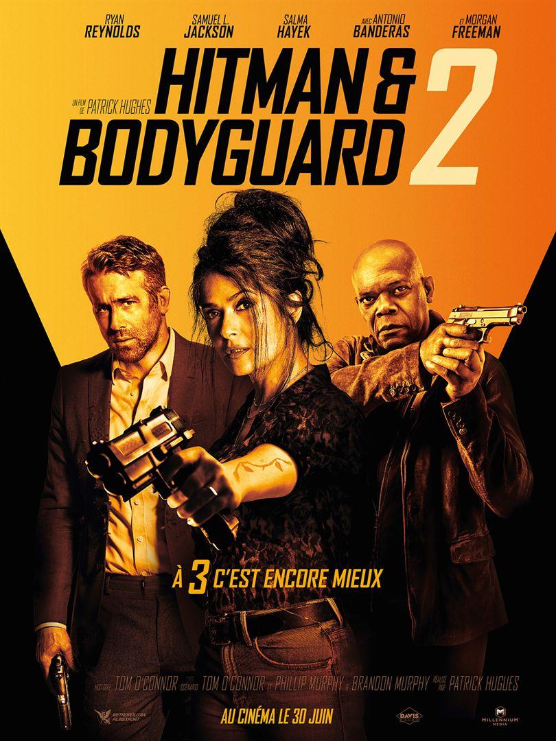 Hitman et Bodyguard 2 Film Streaming HD VF 2021