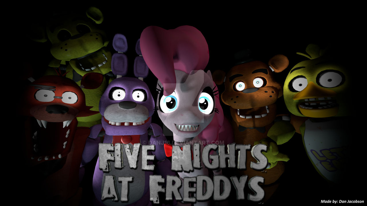Sfm Five Nights At Freddy S Wallpaper By Danj16 On Deviantart