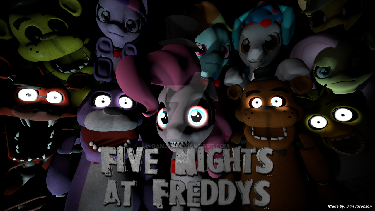 Sfm five nights at freddy s revised wallpaper by danj16 on deviantart