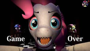 Five Nights at Pinkie's: Game Over