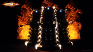 Daleks are the Supreme Beings by DANJ16