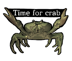 Time for crab