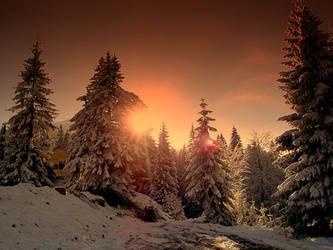 Sunset by MaraDamian