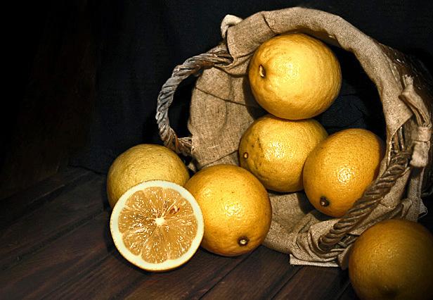 lemons by MaraDamian