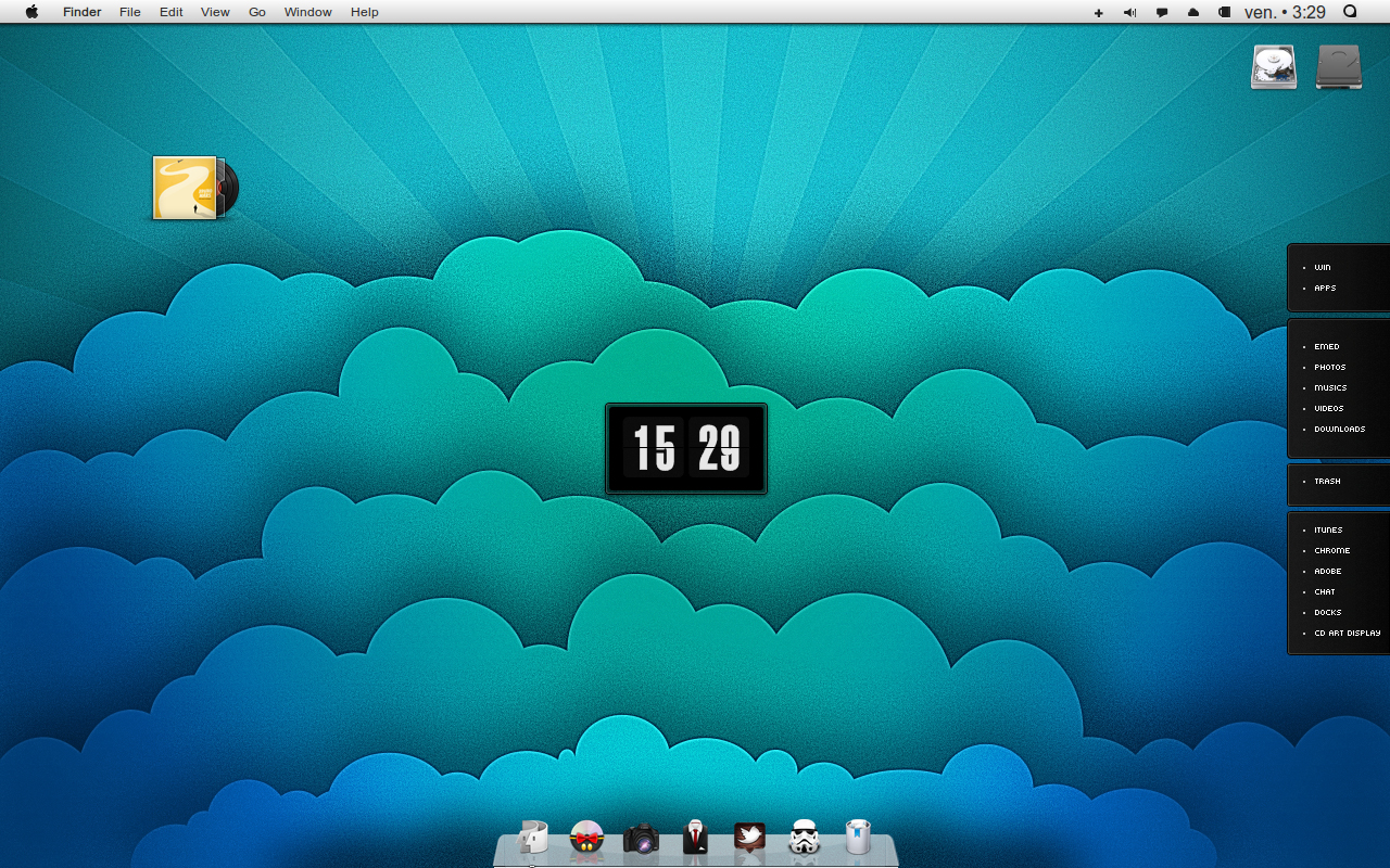 .:+I Love My Desktop 20+:. by Graphik-Em