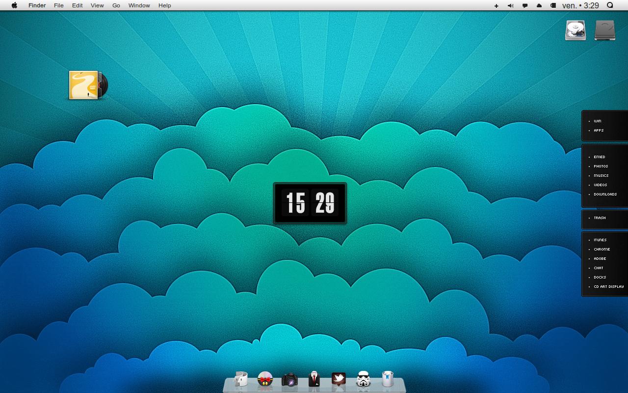 .:+I Love My Desktop 20+:. by Graphik-Em