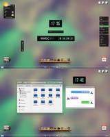 .:+I Love My Desktop 25+:. by Graphik-Em