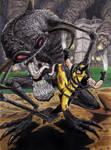 Wolverine vs The Violator