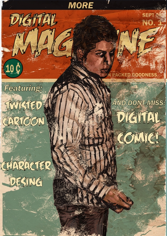DIGITAL COVER by cajun884
