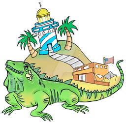 iguana guayaquil