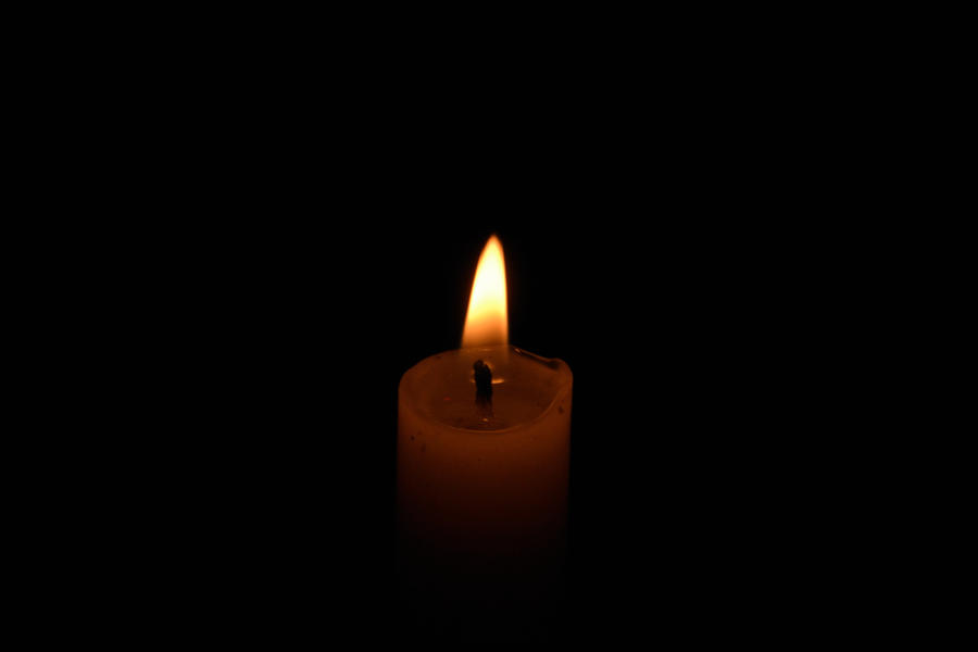 candle in the dark - photo #19