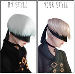 9 S |my style|your style
