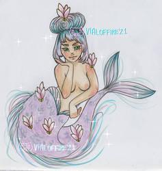 Magnolia Mermaid