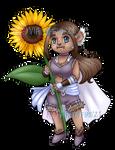 S C C - Sunflower - Maggie