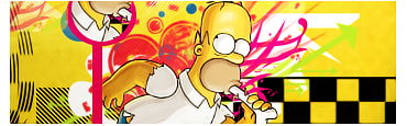 Simpsons Tag by Banana-AoT