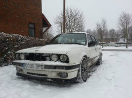RWD And snow