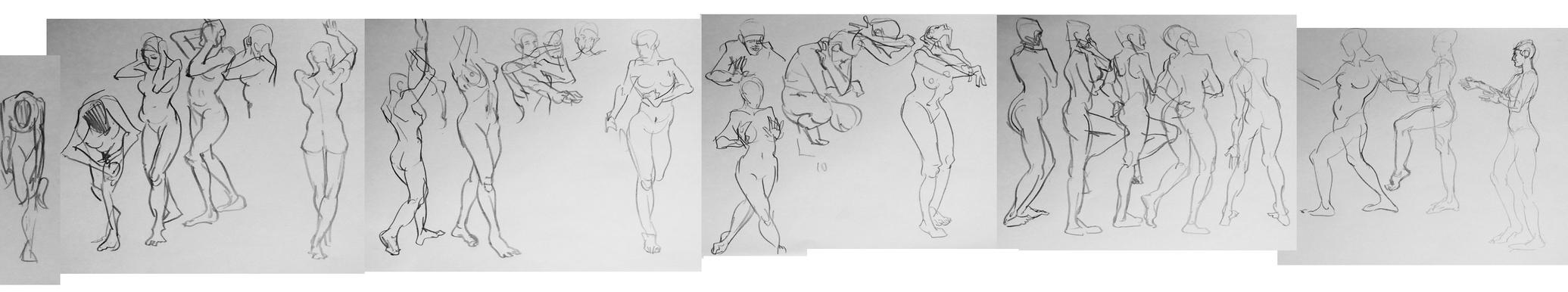 Croquis de Vie2 moving by sweetmoon