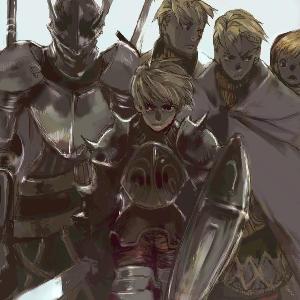 FFTactics knights