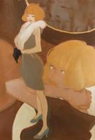 Chocolate Girl2 by sweetmoon