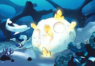 Meet a twinkle stone