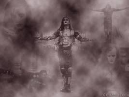 criss angel wallpaper thing by once-ive-died