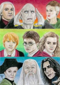 Harry Potter Assemble